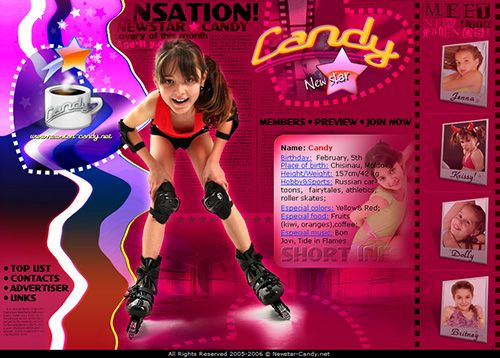 NewStar - Candy I